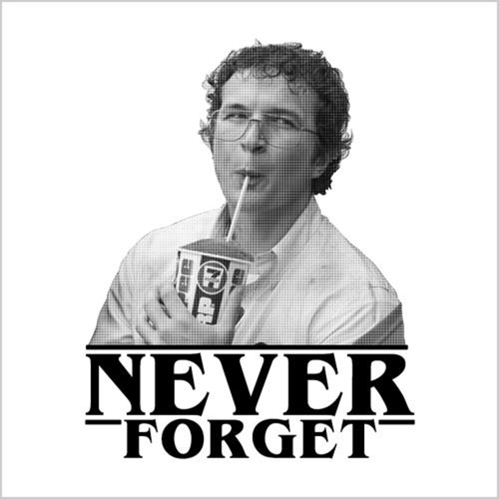 Five Finger Tees: Never Forget Alexei T-Shirt