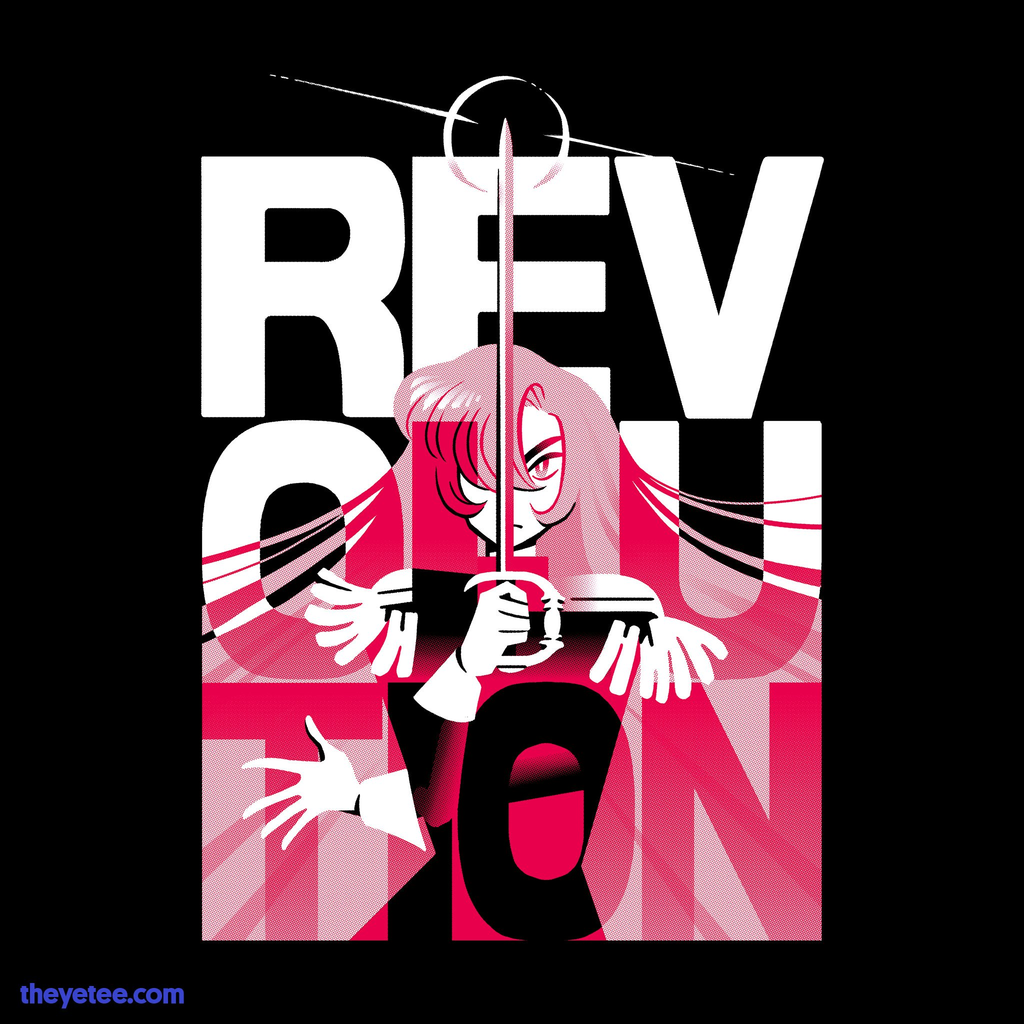 The Yetee: REVOLUTION: SIDE A