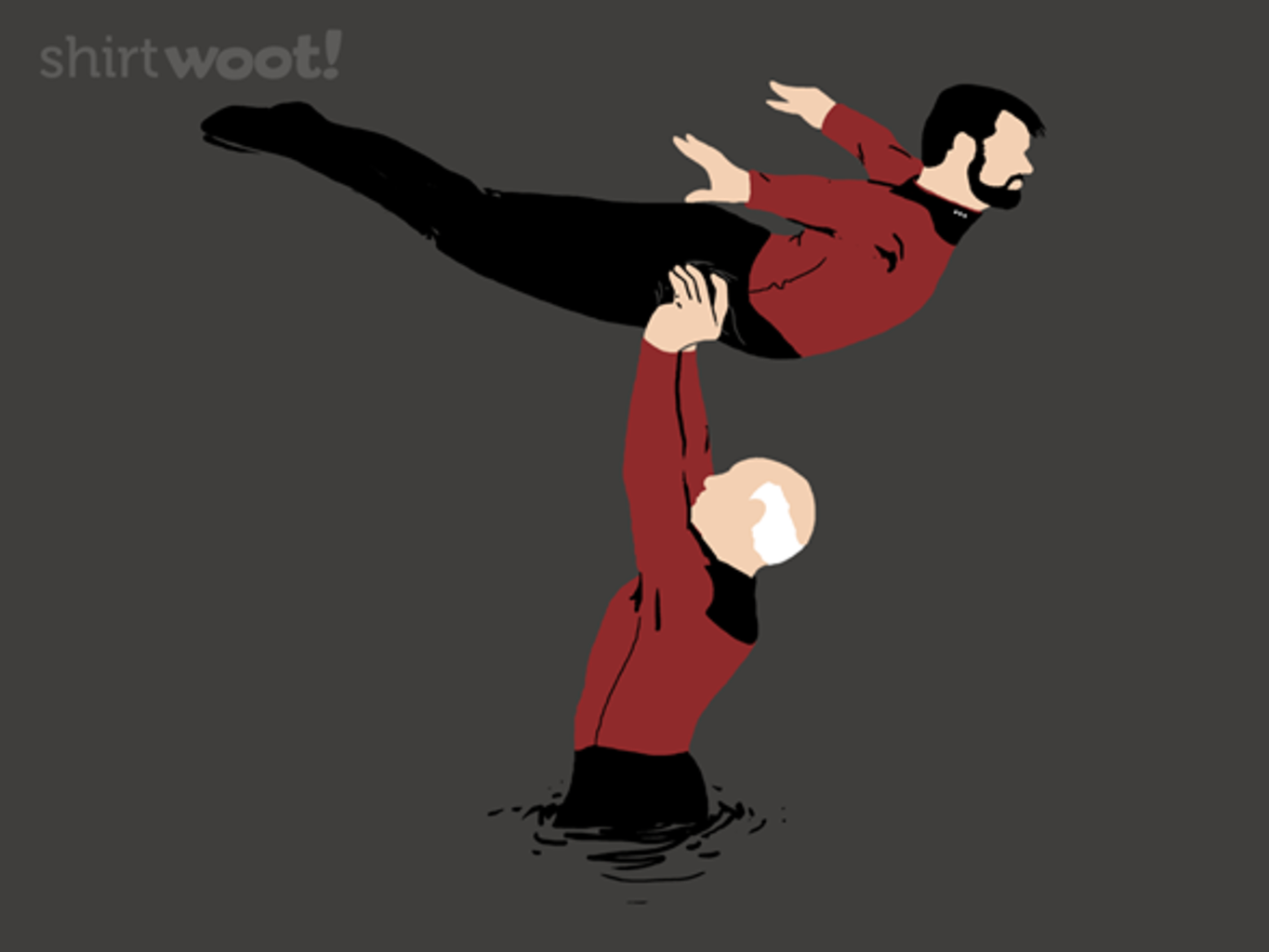 Woot!: Hoisted by his Own Picard
