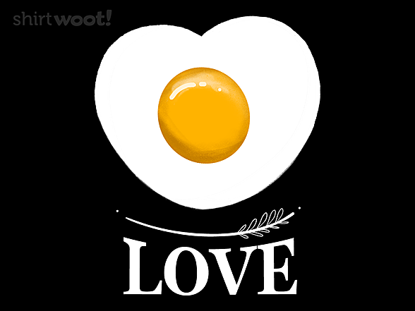Woot!: Eggs Are Love