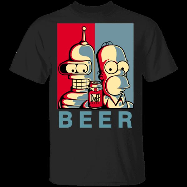 Pop-Up Tee: Brothers Beer