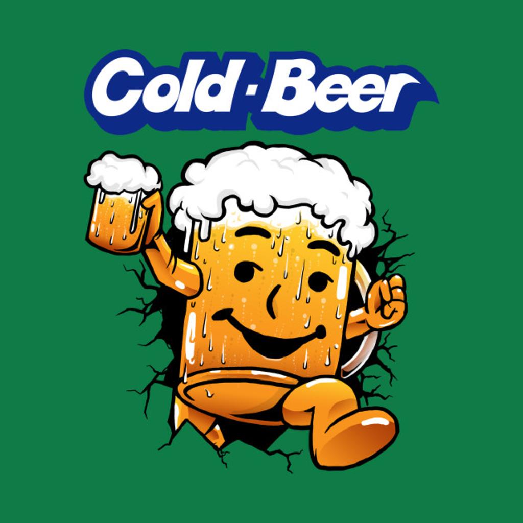 TeePublic: Cool Beer