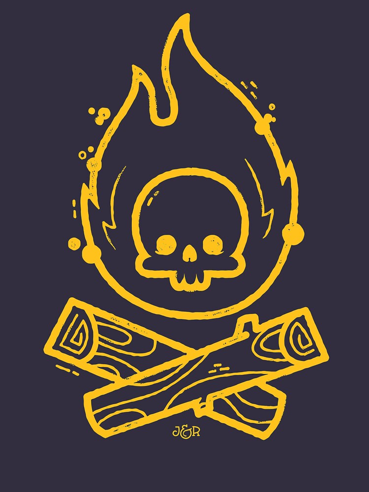 RedBubble: Camp or Die