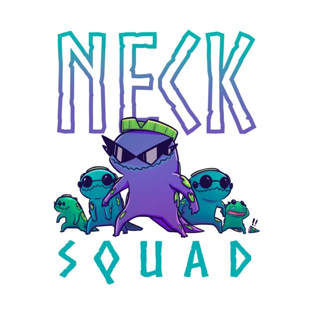 TeePublic: Neck Squad!