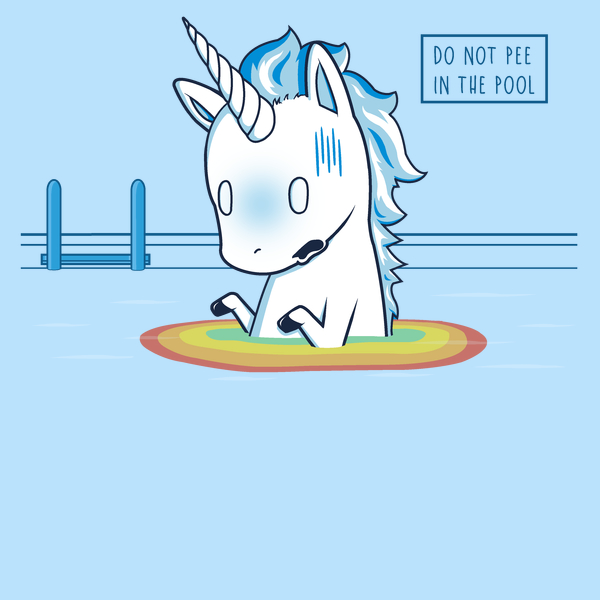 NeatoShop: Don't Pee In The Pool!