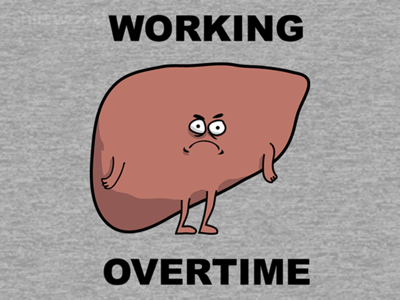 Woot!: Liver Overtime