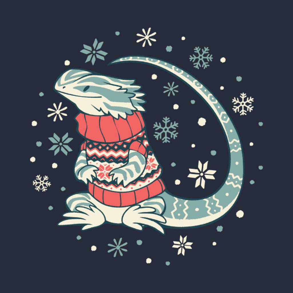 TeePublic: Beamy Bearded Dragon