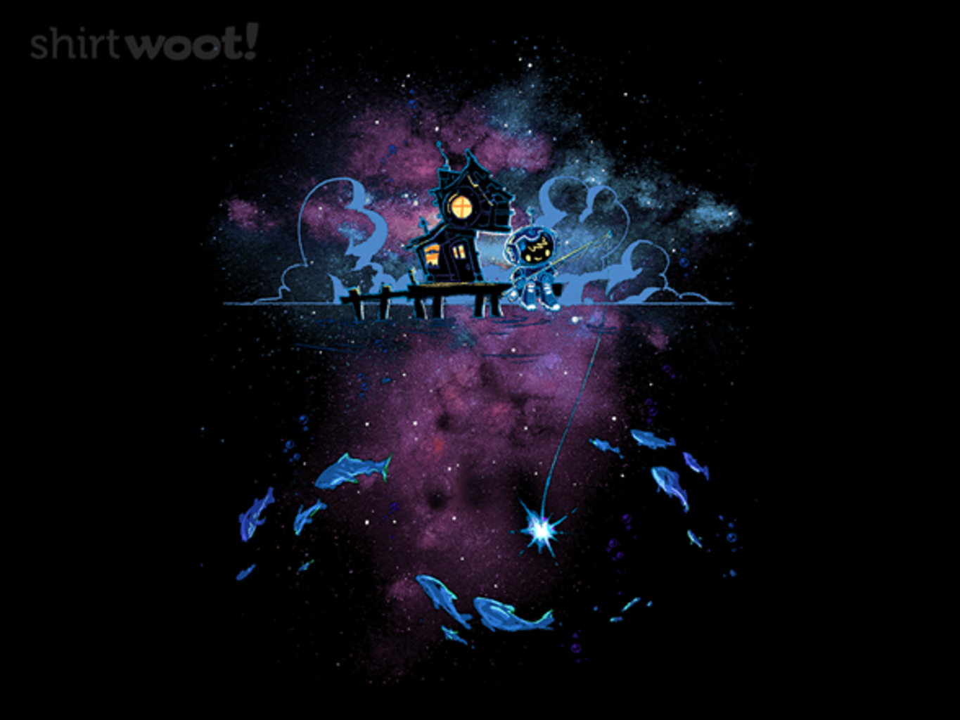 Woot!: Fishing for a Star