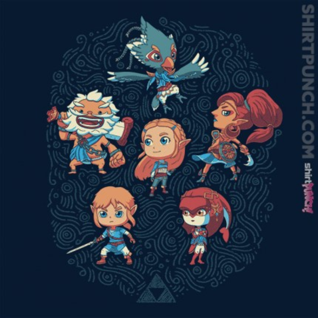 ShirtPunch: Cuteness Ballad