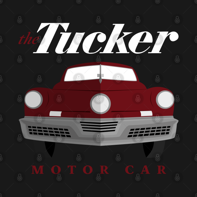 TeePublic: 1948 Tucker Car Preston Tucker Maroon