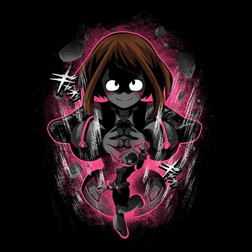 Once Upon a Tee: Attack of Ochako