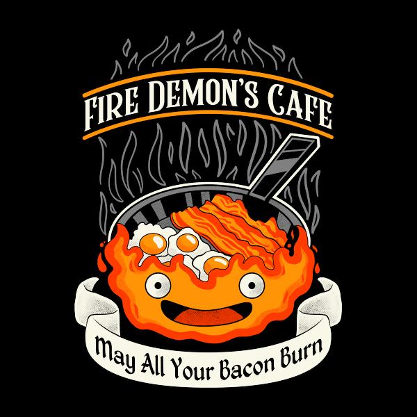NeatoShop: Fire Demon's Cafe