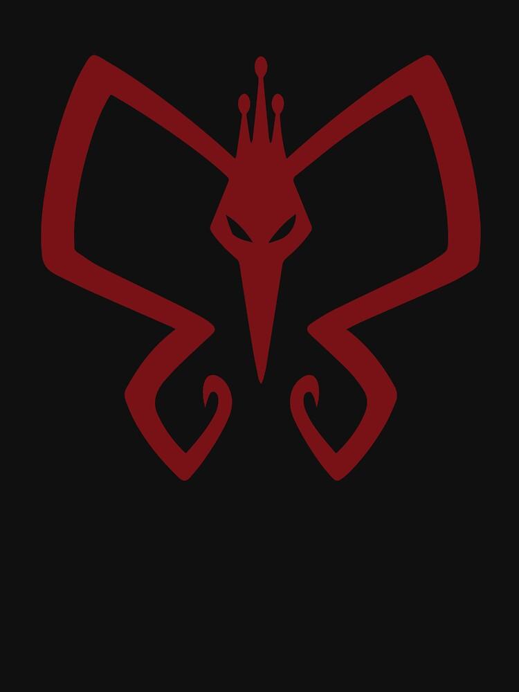 RedBubble: The Monarch's Logo