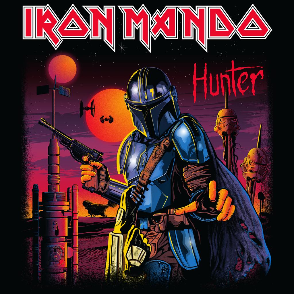 TeeTee: Iron Mando