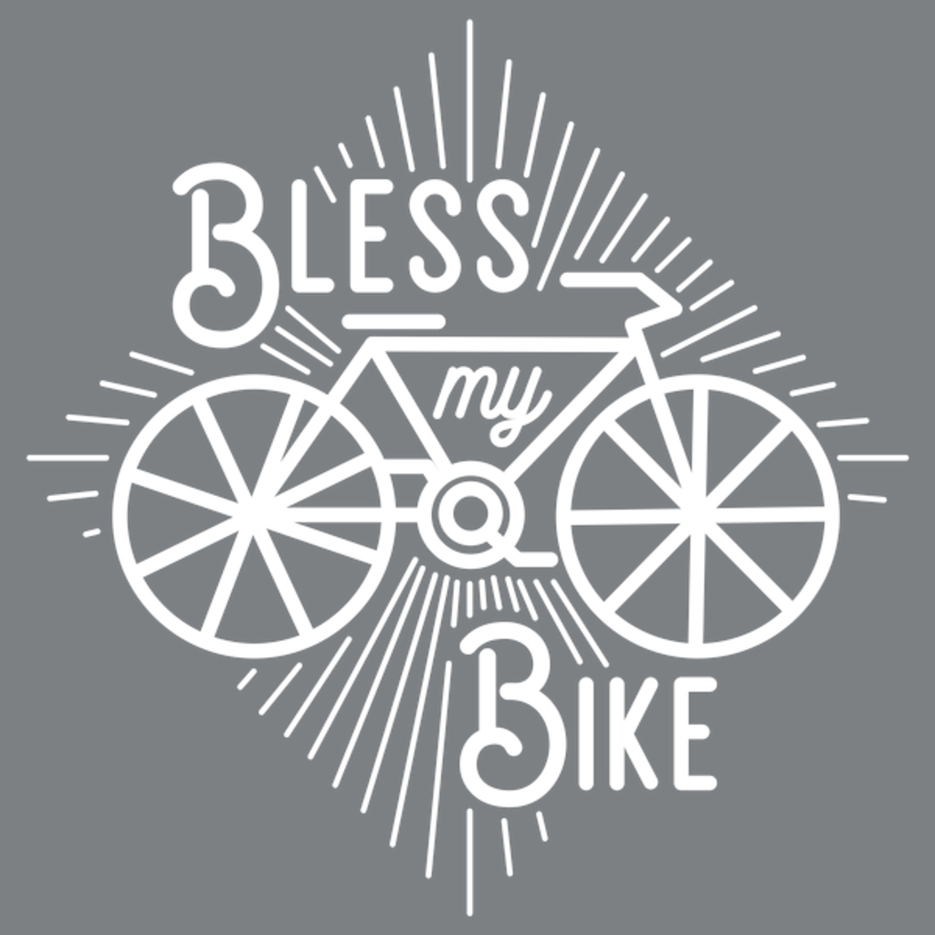 NeatoShop: Bless My Bike White