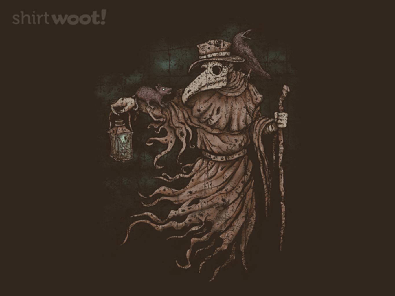 Woot!: Plague Doctor, 1348