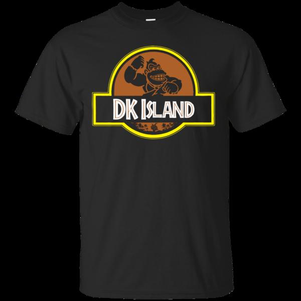 Pop-Up Tee: DK Island