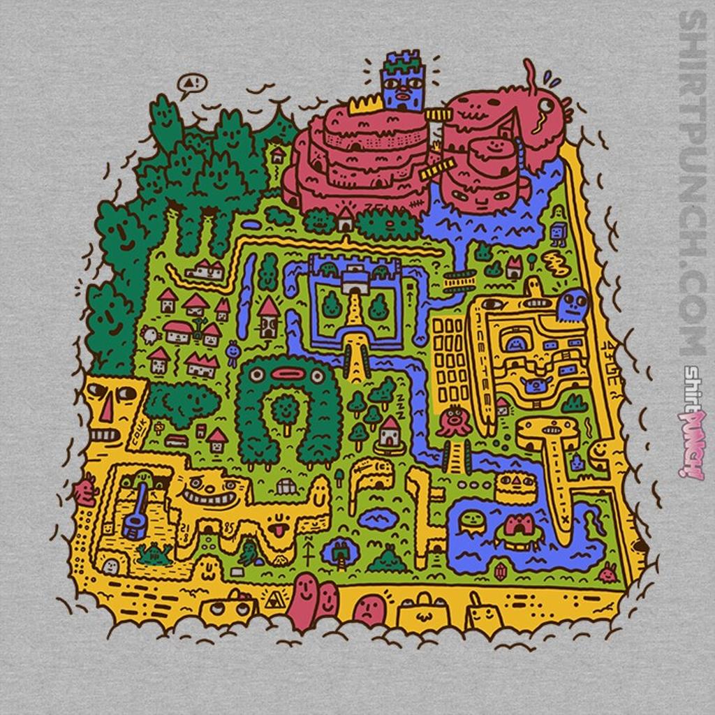ShirtPunch: Light World