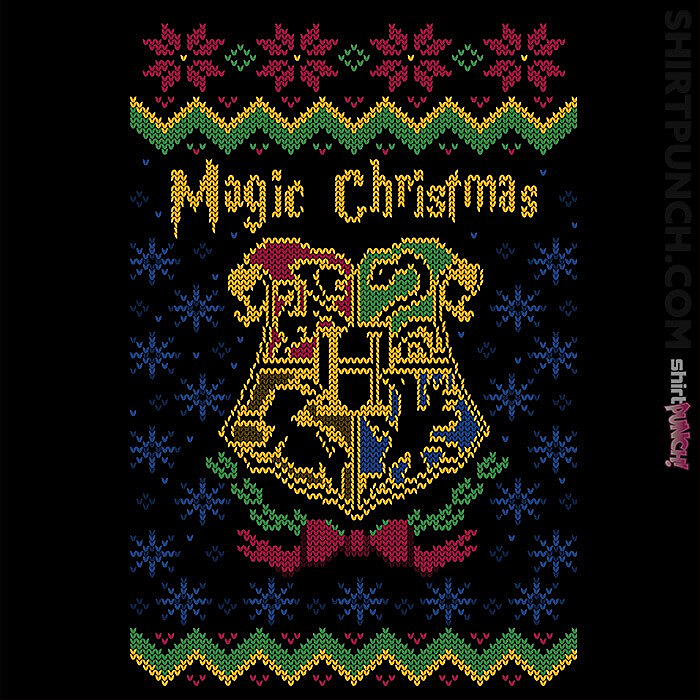 ShirtPunch: Magic Christmas