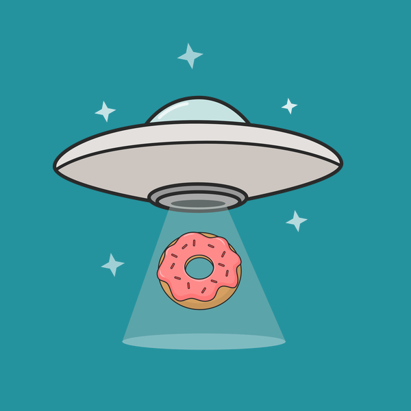 NeatoShop: Abduction of the yummy donut