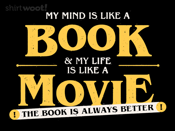 Woot!: My Mind Is Like a Book