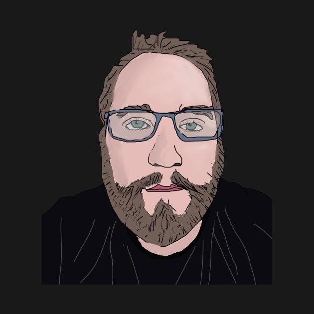 TeePublic: Bad Drawn Dad