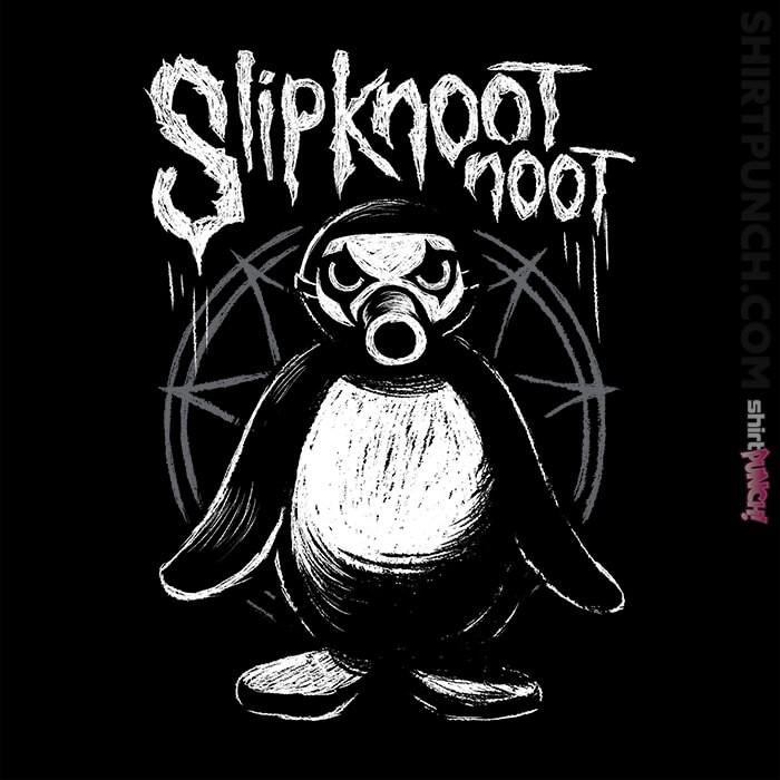 ShirtPunch: Slipknoot