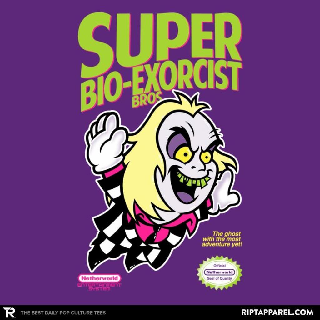 Ript: SUPER BIO-EXORCIST BROS.