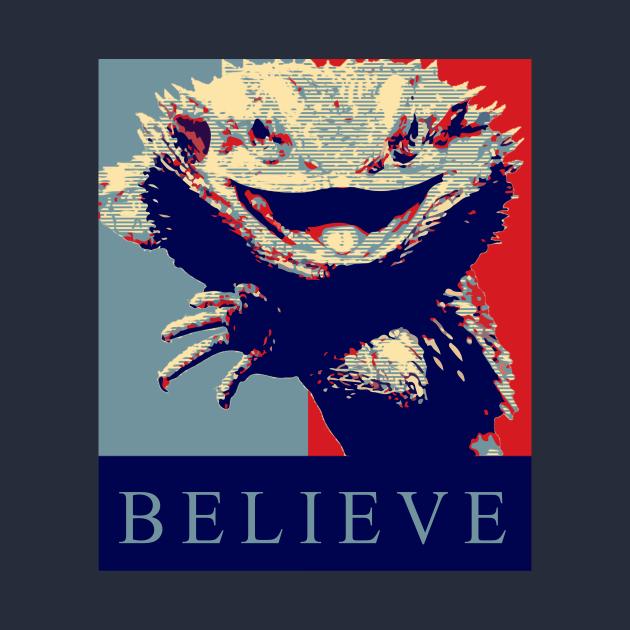 TeePublic: I believe in Tad Cooper