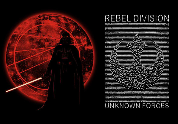 teeVillain: Unknown Forces