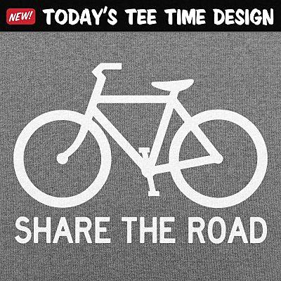 6 Dollar Shirts: Share The Road