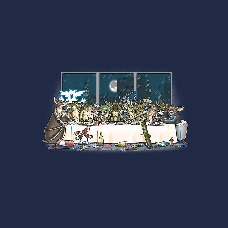 TeeFury: Midnight Supper