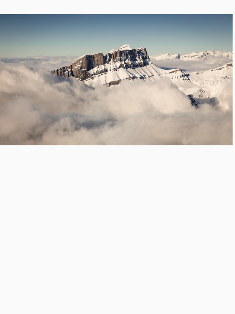 RedBubble: Above the Clouds, French Alps