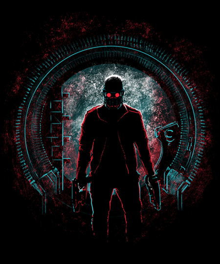 Qwertee: The Lord