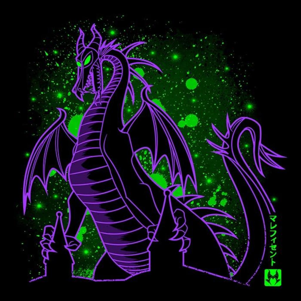 Once Upon a Tee: The Dark Dragon