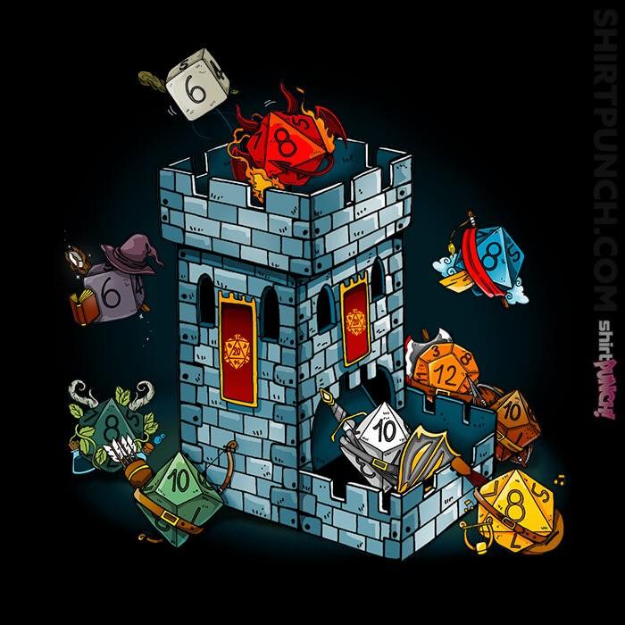 ShirtPunch: Dice Tower
