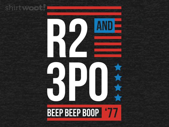 Woot!: R2 & 3P0 '77