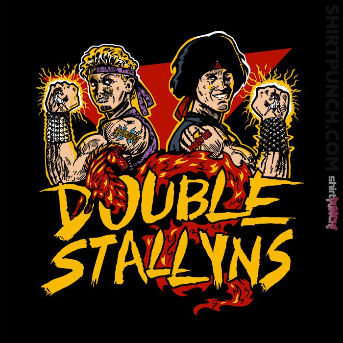 ShirtPunch: Double Stallyns