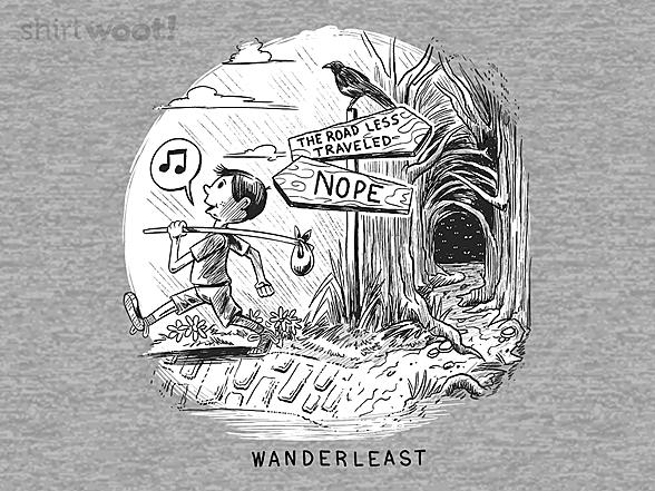 Woot!: Wanderleast