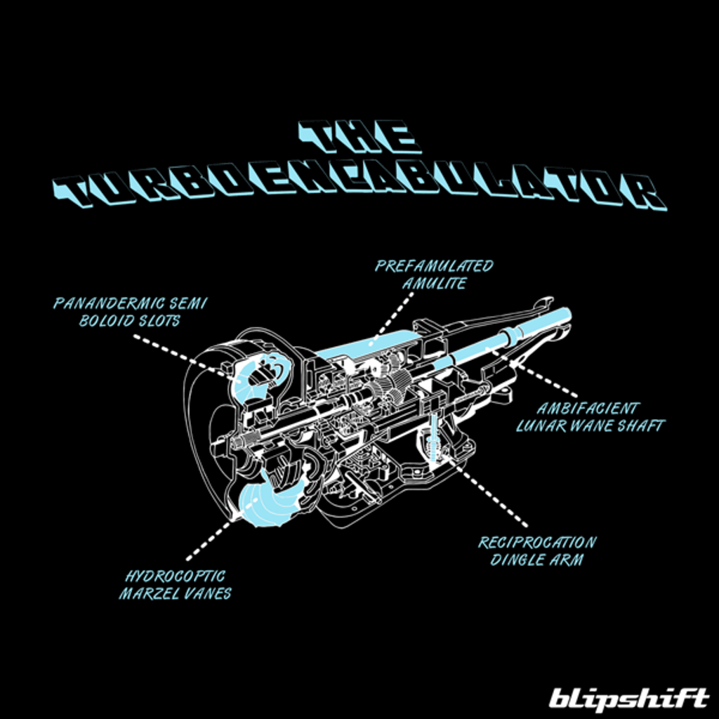 blipshift: The Turboencabulator