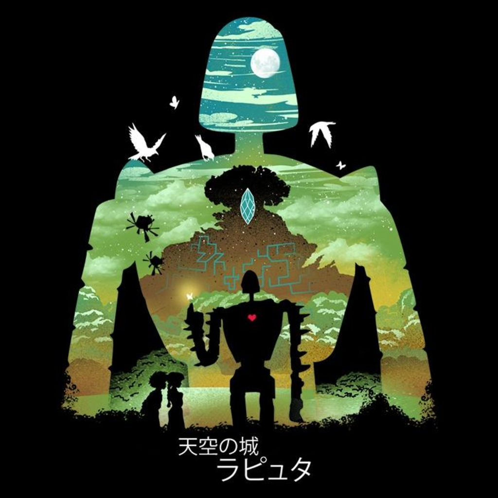 Once Upon a Tee: Sky Castle