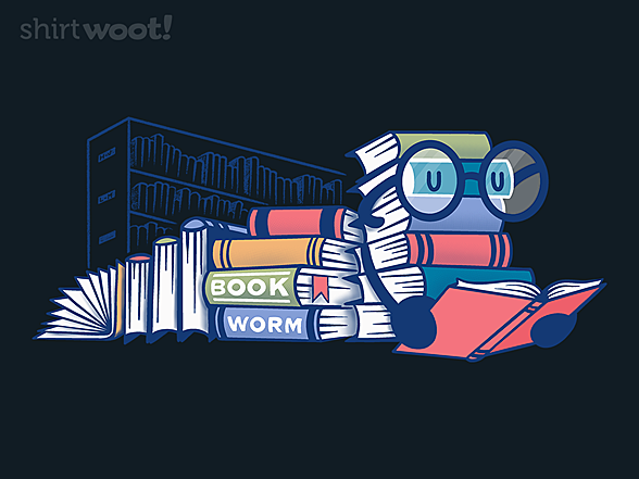 Woot!: Book Worm