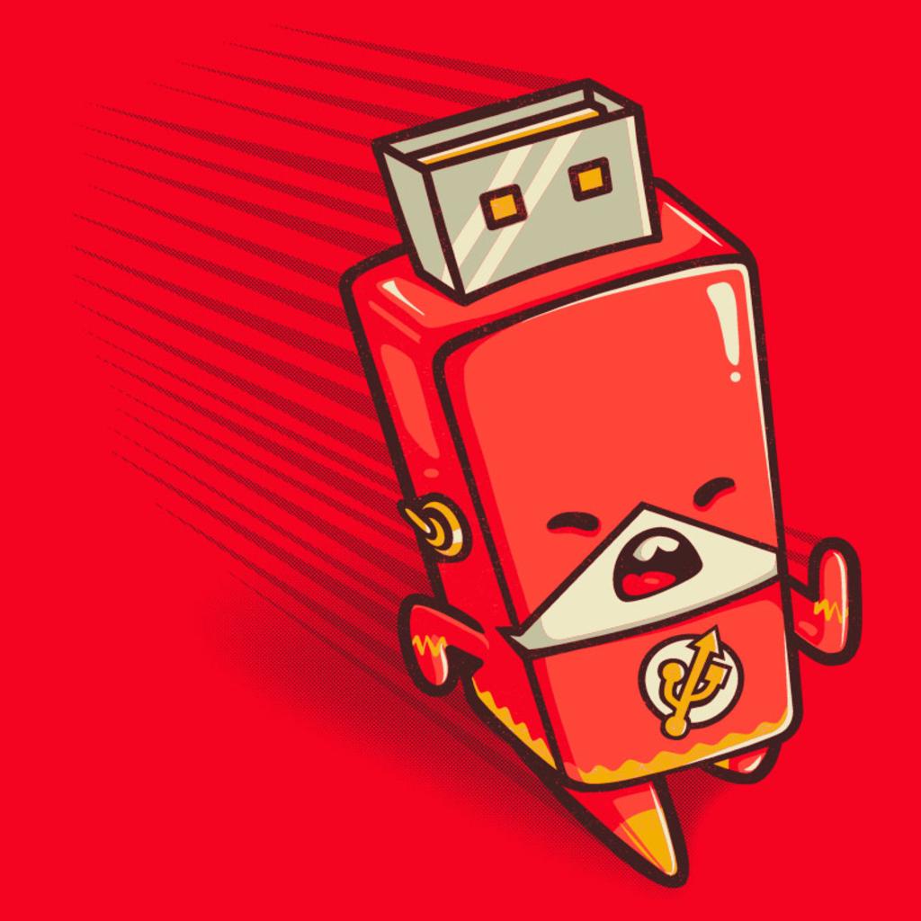 Pampling: Flash Drive