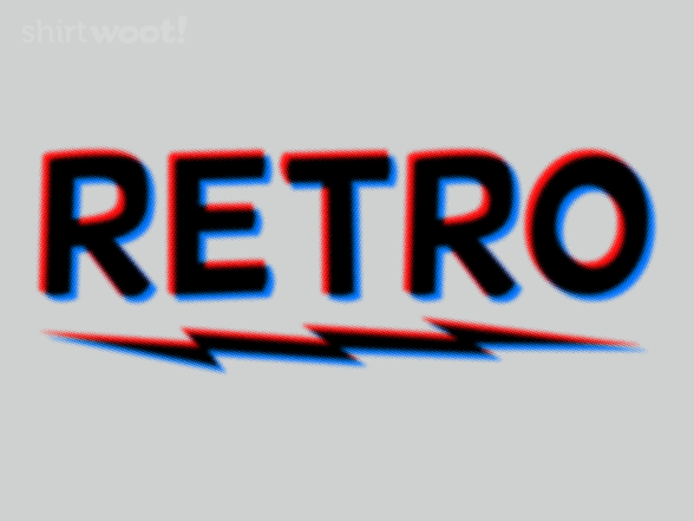 Woot!: RETRO