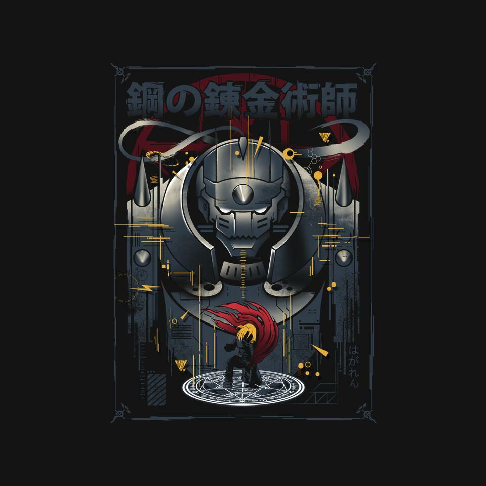 TeeFury: The Armored Alchemist