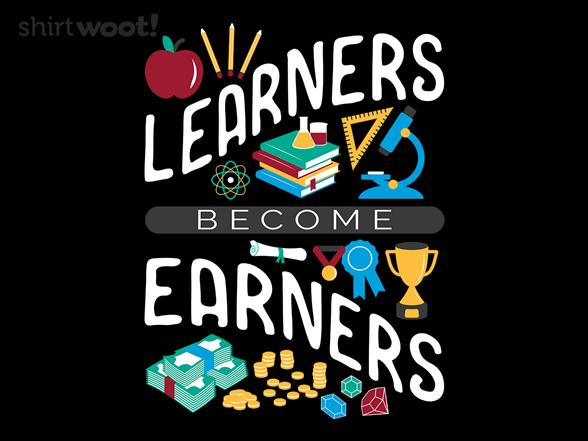 Woot!: Learners Become Earners