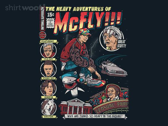 Woot!: Heavy Adventures