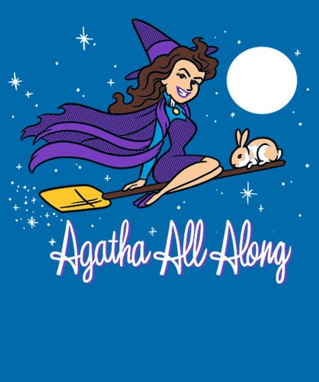 Qwertee: Agatha All Along