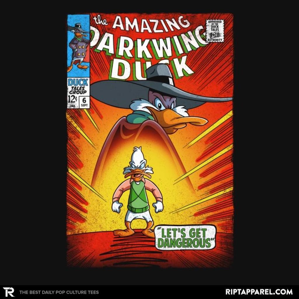 Ript: The Amazing Duck