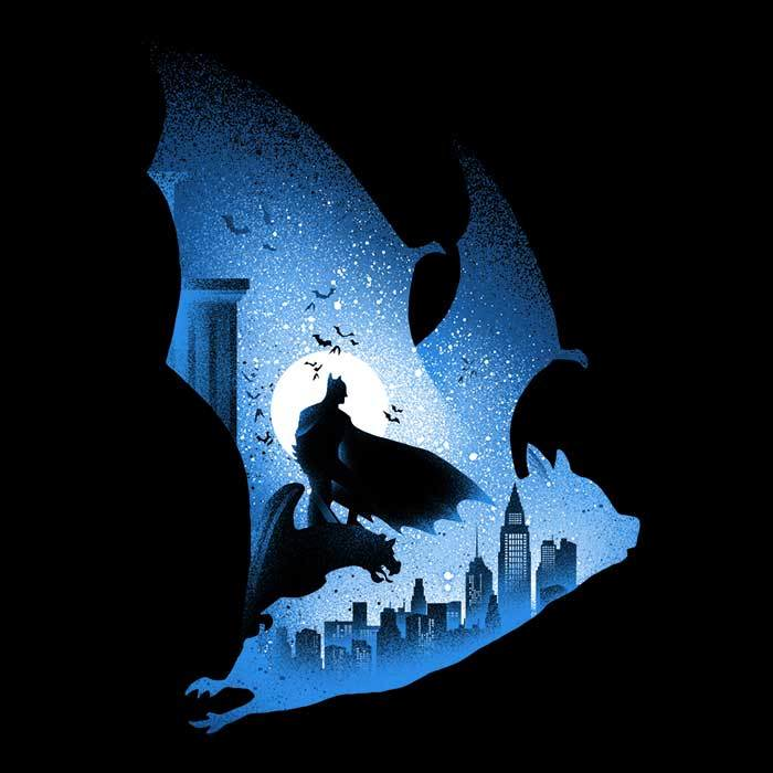 Once Upon a Tee: Knight's Bat